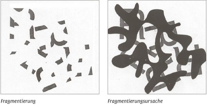 Fragmentierung